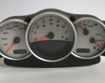 Boxster S 986 2000-2004 Instrument Cluster Part No  986 641 215 03